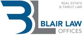 Brent Blair Law Office Logo